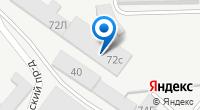 Компания Хорс на карте