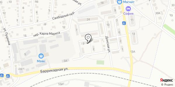 Почтовое отделение №2. Схема проезда в Городище