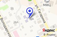 Схема проезда до компании МУ СМУ СЕМЕНОВСТРОЙСЕРВИС в Семенове