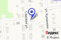 Схема проезда до компании ЛУКОЯНОВСКОЕ ОТДЕЛЕНИЕ ЦЕНТР ПРОФДЕЗИНФЕКЦИИ ПРОФИЛАКТИКА в Лукоянове