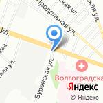 Приоритет на карте Волгограда