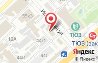 Схема проезда до компании Стиль Жизни в Волгограде