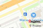 Схема проезда до компании Пивоман в Волгограде