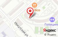 Схема проезда до компании Аскат в Волгограде