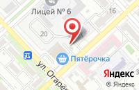 Схема проезда до компании Туристическое Агентство «Семь Ветров» в Волгограде