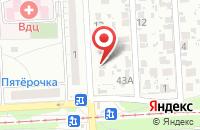 Схема проезда до компании Free Lines Company в Подольске