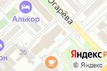 Схема проезда до компании Quinta в Волгограде