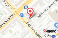 Схема проезда до компании Грандтрейдкомпани в Волгограде