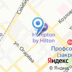 Волгоградэнергосетьпроект на карте Волгограда
