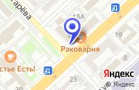 Схема проезда до компании ПТФ СЕРВИС ЭЛЕКТРОННЫХ СИСТЕМ в Волгограде