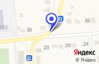 Схема проезда до компании ПТФ РАБОЧАЯ ОДЕЖДА в Лукоянове