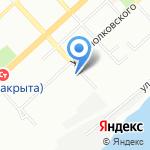 Чистая вода на карте Волгограда