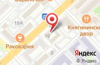 Схема проезда до компании Издательство «Зацарицынский Вестник» в Волгограде