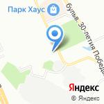 Система безопасности на карте Волгограда