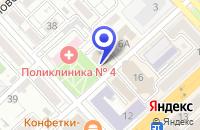 Схема проезда до компании ЮРИДИЧЕСКАЯ ФИРМА ВОТЧИНА в Волгограде