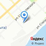 Региональный учебно-методический центр по охране труда на карте Волгограда