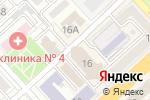 Схема проезда до компании Государственная инспекция труда в Волгоградской области в Волгограде