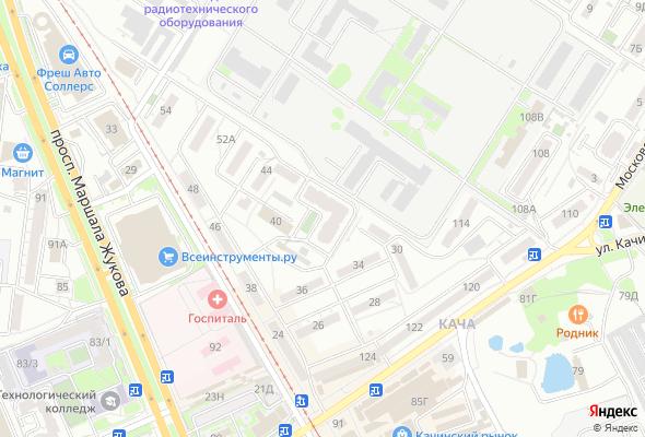 жилой комплекс Кача