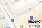 Схема проезда до компании Мастерская художественной гравировки в Волгограде