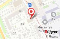 Схема проезда до компании Экология в Волгограде