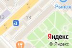 Схема проезда до компании Arty в Волгограде