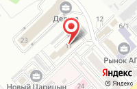 Схема проезда до компании Вид в Волгограде