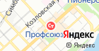 Продовольственный магазин на Рабоче-Крестьянской на карте
