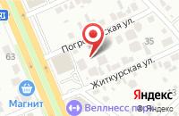 Схема проезда до компании ВолгаМет в Волгограде