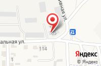 Схема проезда до компании Ремстройбаза в Городище