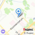 Мегалайн-тур на карте Волгограда