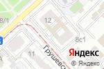 Схема проезда до компании Татаренко, Соклаков и партнеры в Волгограде