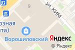 Схема проезда до компании НумизумЪ в Волгограде