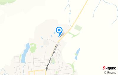 Местоположение на карте пункта техосмотра по адресу Нижегородская обл, г Лукоянов, ул Коммунистическая, д 38А