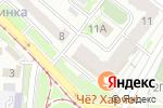 Схема проезда до компании Инспекция государственного жилищного надзора Волгоградской области в Волгограде