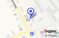 Схема проезда до компании ДЕТСКИЙ САД №2 ТЕРЕМОК в Семенове
