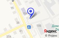 Схема проезда до компании ХОХЛОМСКАЯ РОСПИСЬ в Семенове