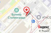 Схема проезда до компании Миола в Ильинском