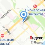ВИПСИЛИНГ на карте Волгограда