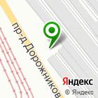 Местоположение компании ПКФ Под мостом