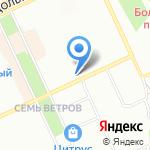 Торгово-монтажная компания на карте Волгограда