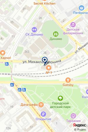 Велес Охота на карте Волгограда