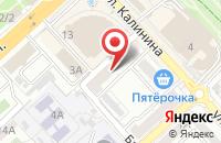 Схема проезда до компании Диэрби в Волгограде
