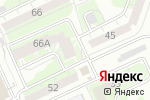 Схема проезда до компании Арт-лайф в Волгограде