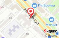 Схема проезда до компании Инвитро в Волгограде