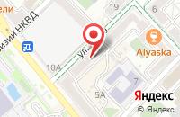 Схема проезда до компании Современные Полимерные Технологии в Волгограде