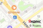 Схема проезда до компании Ремонтно-монтажная компания в Волгограде