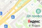 Схема проезда до компании Альфа-банк в Волгограде