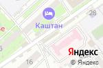 Схема проезда до компании Рыбный магазин в Волгограде
