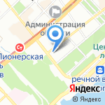 Вологин и К на карте Волгограда