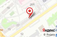 Схема проезда до компании Дизайн-Продукция в Волгограде